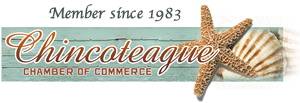Image:  Member of Chincoteague Chamber of Commerce since 1983